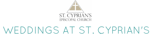 Weddings at St. Cyprians